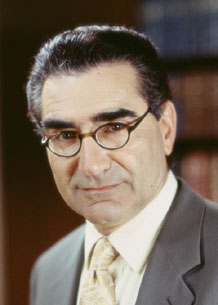 eugene levy family
