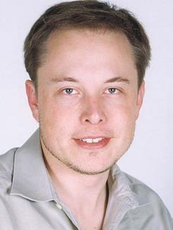 Elon Musk David Beckham