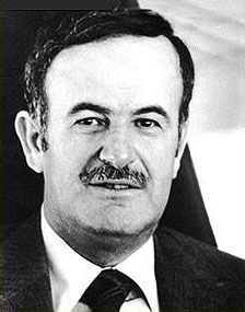 President Hafez al Assad
