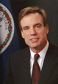 George Washington Law School >> Mark Warner