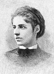 Emma Lazarus by the waters of babylon