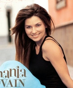 Shania Twain Fakes Photos