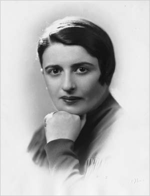 MBTI enneagram type of Ayn Rand