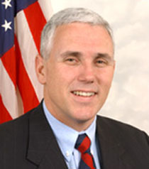 Rising Pro-Life Star Mike Pence Won't Run for Senate, Possible 2012...