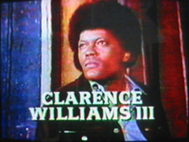 Clarence Williams Iii Clarence Williams III