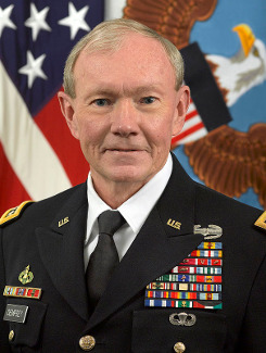 Martin Dempsey net worth salary