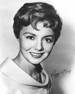 Peggy McCay young