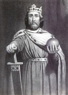 Carolus Magnus - Frankish insurgent