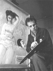 Mervyn Peake - Ecrivain, Peintre dans Littérature mervyn-peake-1