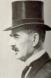 Arthur Neville Chamberlain Chamberlain-hat