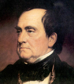 1813 : Lewis Cass Appointed Michigan Territorial Governor