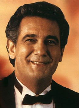 Top People - Placido Domingo