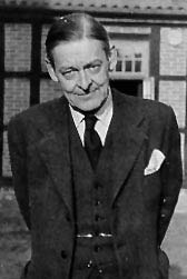 T. S. Eliot Additional Biography