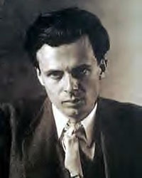 Aldous Huxley father