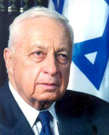 Ariel Sharon - Chairman, JCA.