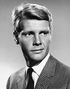 Photo of Edward Fox & his  Brother  James Fox