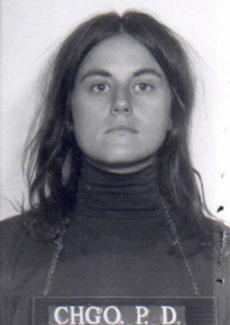Bernadine Dohrn Mugshot
