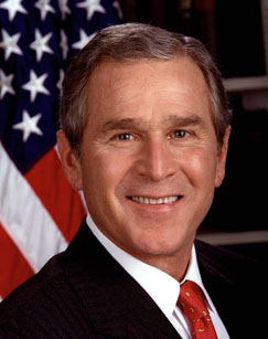 george w bush should eat heart healthy foods