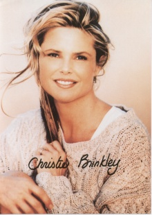 Christie Brinkley Profile