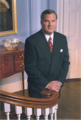 John G. Rowland, governor of Connecticut, 1995 - 2004