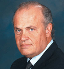 Former U.S. Sen. Fred Thompson