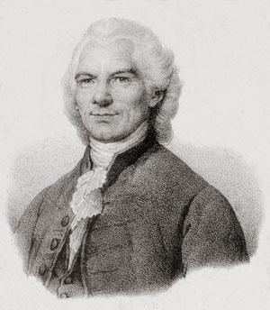 Jacques Delille, 1738-1813.