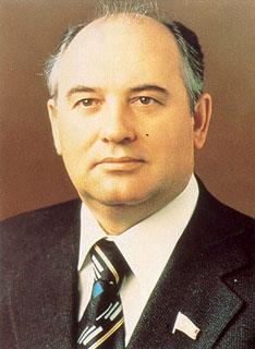 - Mikhail Gorbachev