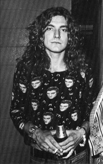 Robert Plant Wife's Maureen