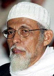 Image result for hambali n abu bakar bashir