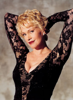 Melanie Griffith - did she get plastic surgery (image hosted by nndb.com)