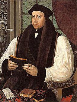 Thomas Cranmer interesting facts