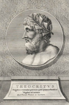 Theocritus what was known for