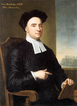 a discussion on george berkeleys philosophy Discussion about visual experience rather than visual anatomy and optical  geometry1 margaret atherton's  essays on the philosophy of george berkeley.