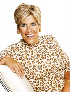 Suze Orman Stunned