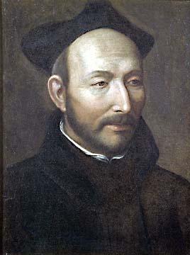 St. Ignasius van Layola
