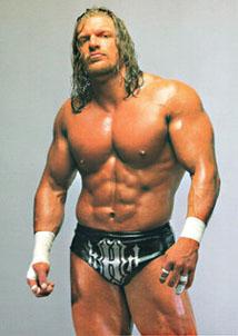 HHH Triple H WWE