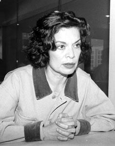 bianca jagger front