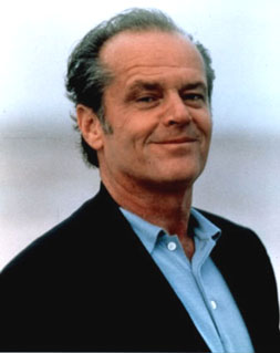 jack nicholson eyebrows