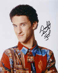 Dustin Diamond AKA Dustin Neil Diamond