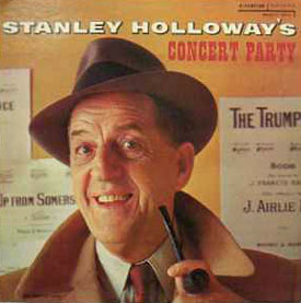 stanley holloway monologues three ha'pence a foot