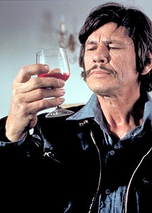 What is charles bronson ethnicity