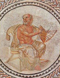 An analysis of the topic of the ancient greek math and the role of thales of miletus