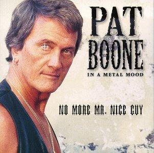 Pat Boone AKA Charles Eugene Boone