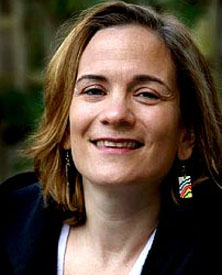 Tracy Chevalier. Author. Girl with a pearl earring. The