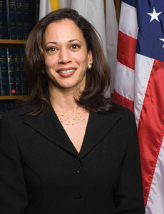 Kamala Harris earned a  million dollar salary - leaving the net worth at 2 million in 2018