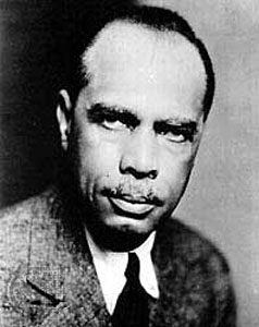 James Weldon Johnson died