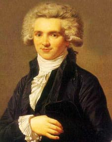 biography of maximilien robespierre founder of the republic virtue Ii crusaders the legislative  issue on which the feuillant strategy would founder was the issue of the émigrés  that of maximilien robespierre.