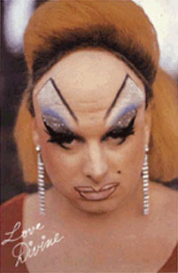 Theatrical makeup Luvdivine