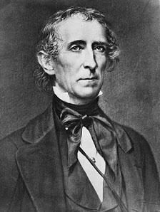 Photo of John Tyler