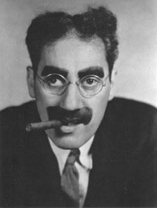 Groucho Marx</